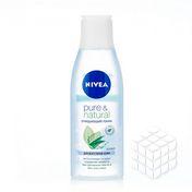 Очищающий тоник Nivea Pure&Natural для всех типов кожи 200мл