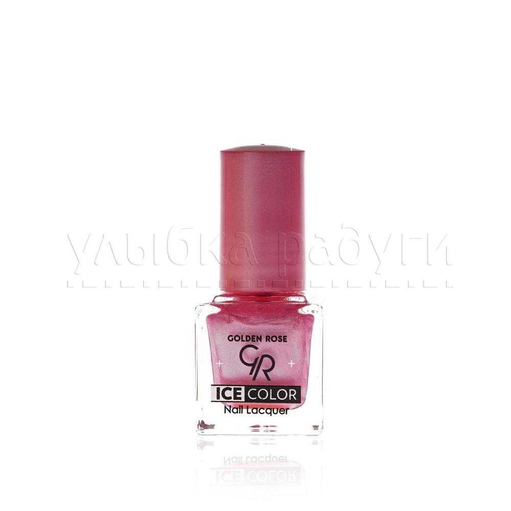 Лак для ногтей Golden Rose Ice Color 114 6мл лак для ногтей golden rose ice color 105 6мл