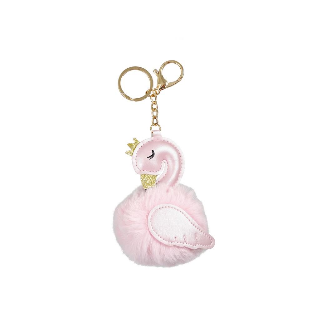 Фото - Брелок для сумки/ключей Ameli  Лебедь  сумки