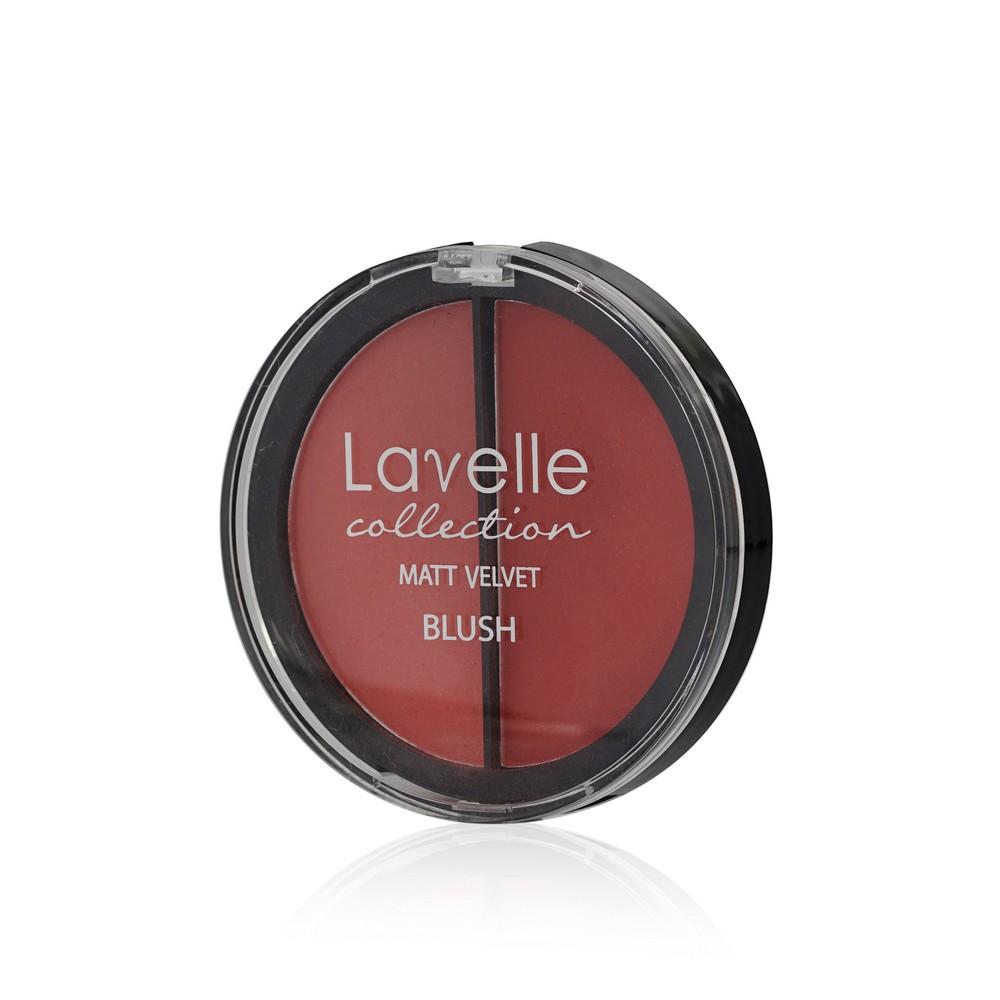 Румяна для лица Lavelle 2-цветные 01 Розовый