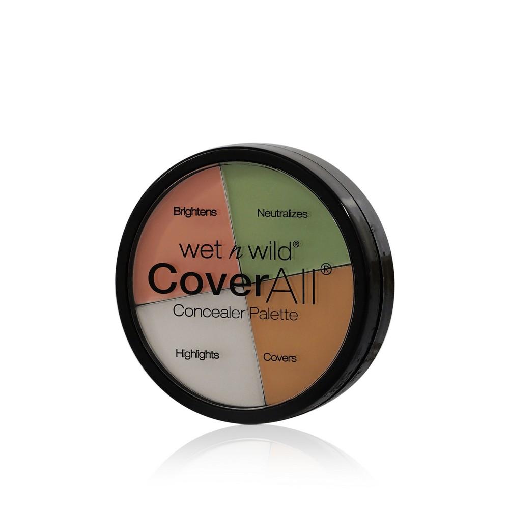 Корректор для лица Wetn Wild Cover All 4 цвета E61462 7г