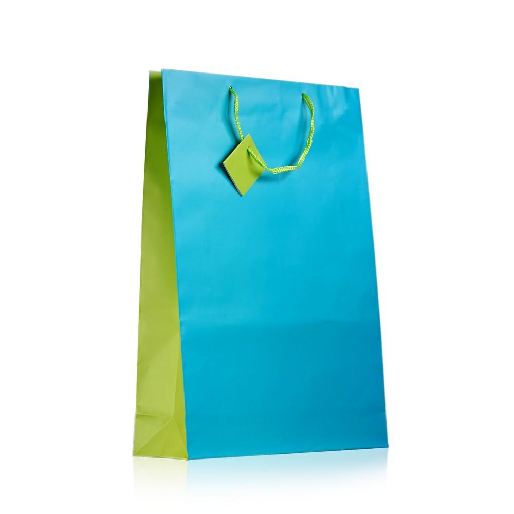 Пакет УРРА подарочный , ламинированный 33*46*10см