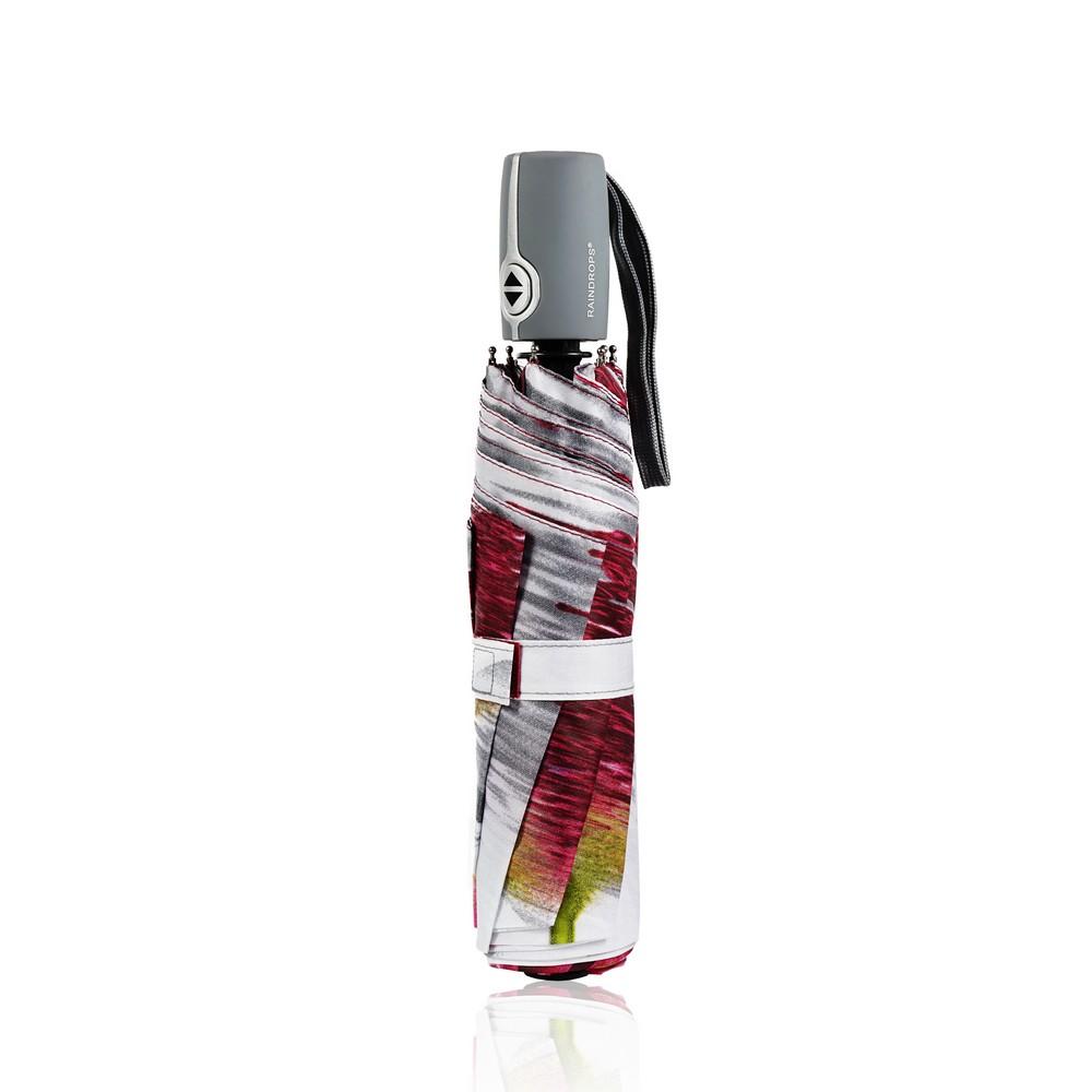 Женский зонт Raindrops RD-23813 , автоматический , 3 сложения , цветной
