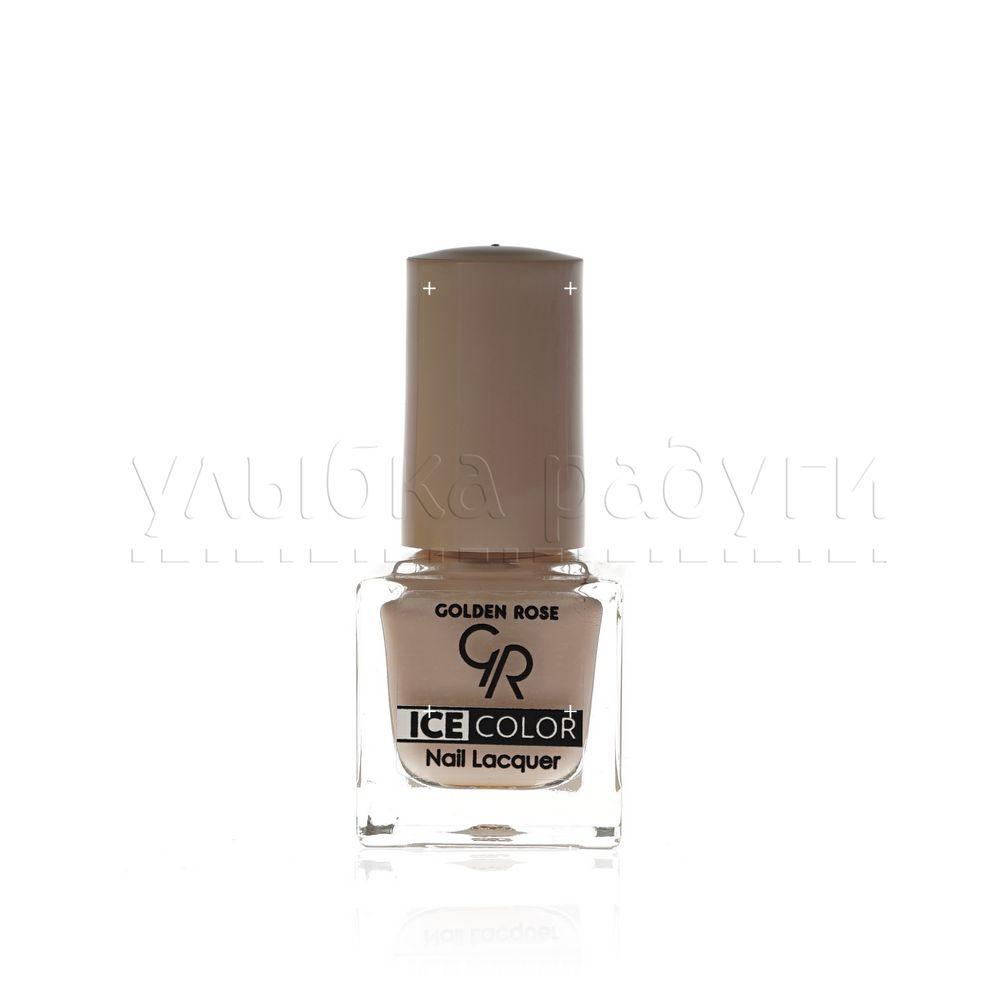 Лак для ногтей Golden Rose Ice Color 105 6мл лак для ногтей golden rose ice color 162 6мл