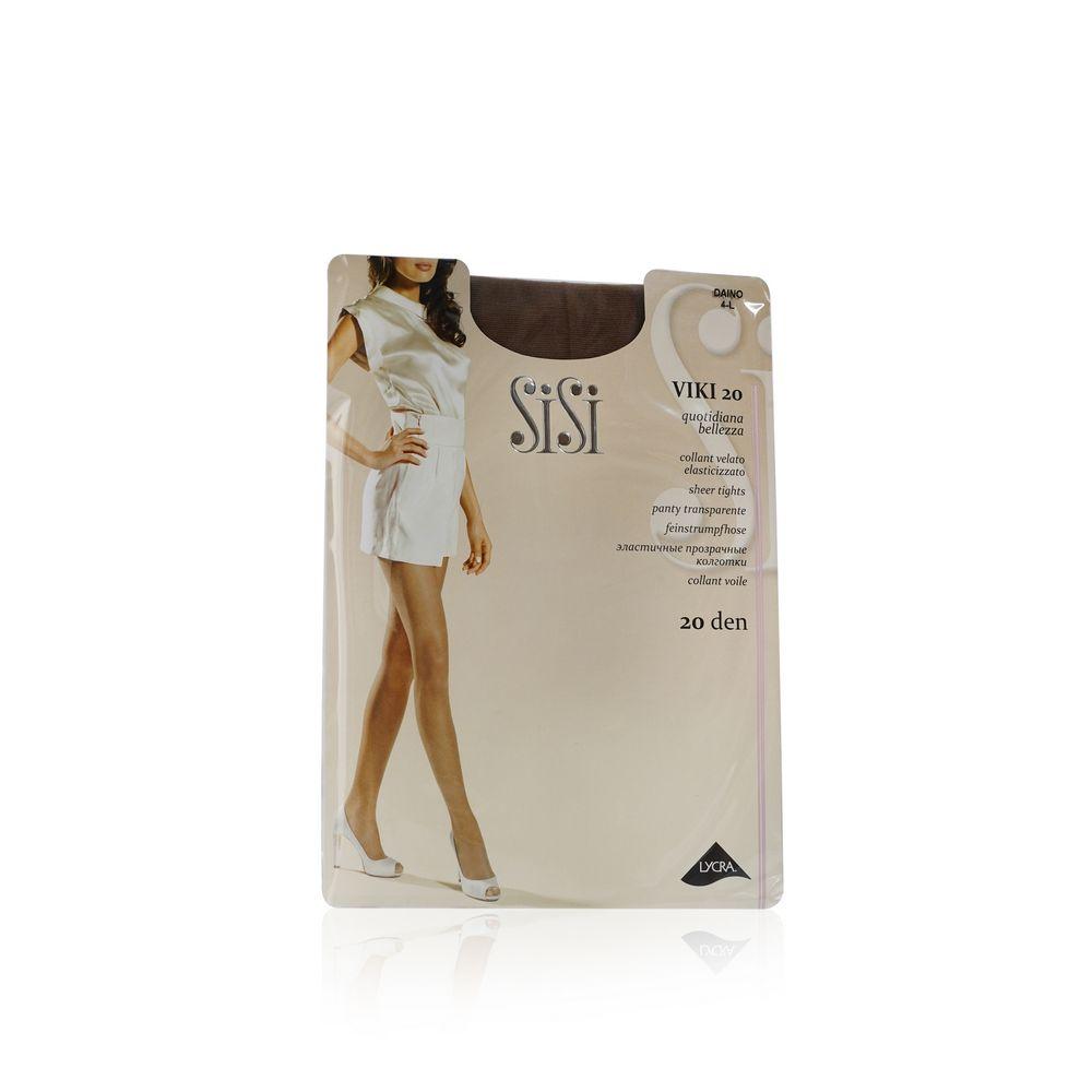 Женские колготки Sisi Viki 20den Daino 4 размер