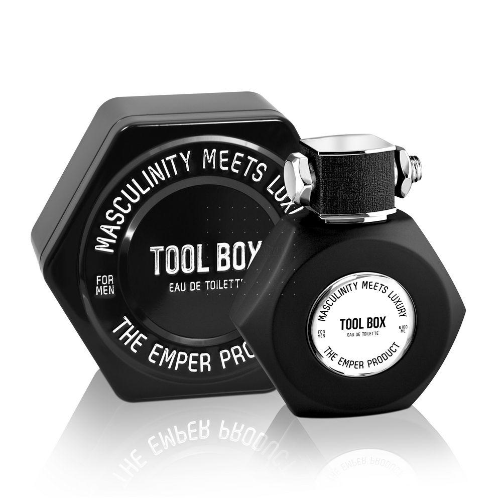 Мужская туалетная вода Emper Tool Box 100мл туалетная вода jaguar performance