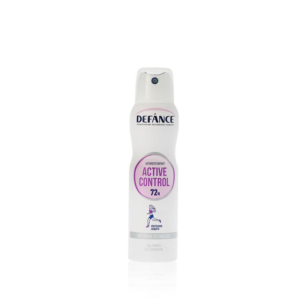Женский дезодорант - антиперспирант Defance  Active control 48 часов  150мл benetton colours purple дезодорант 150мл