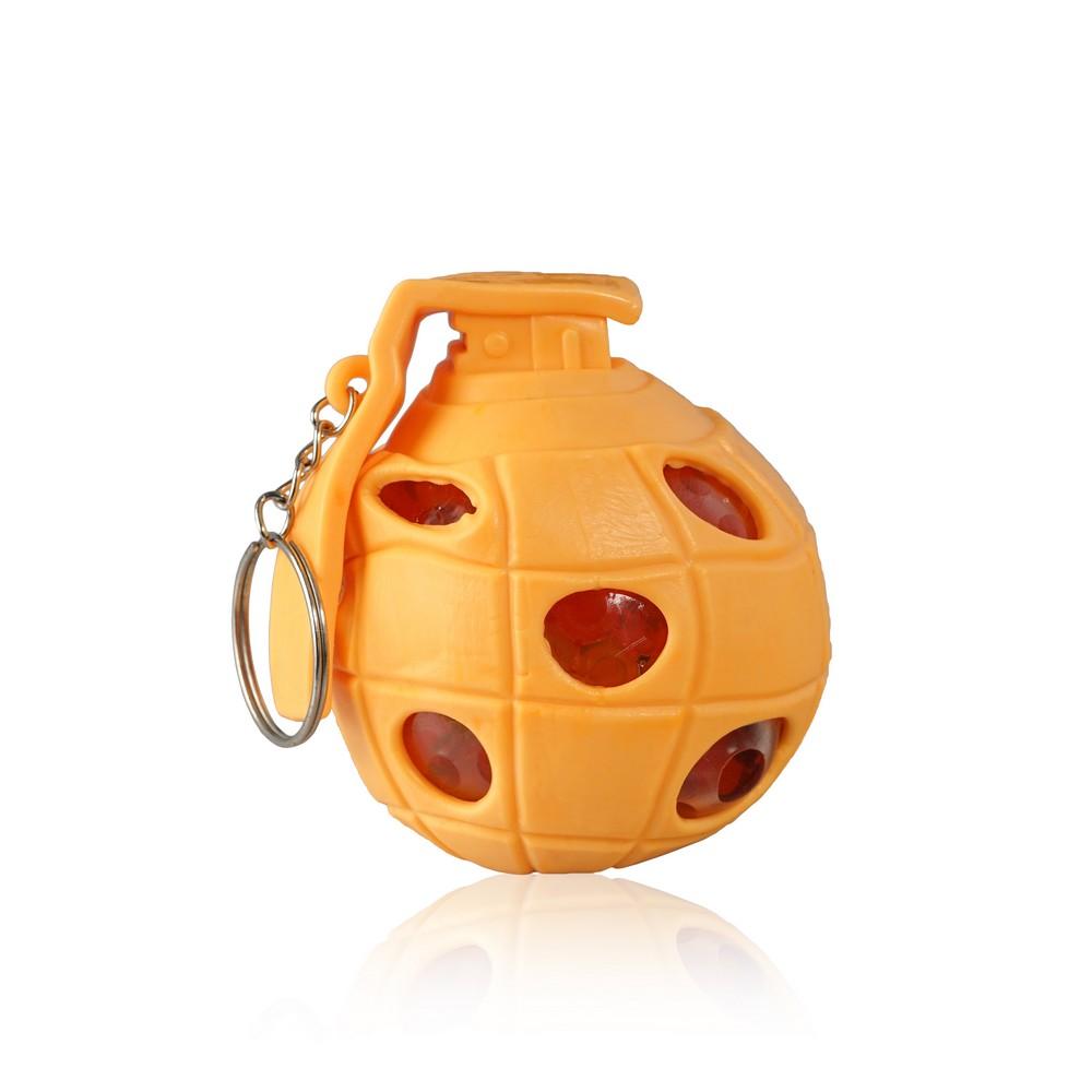 Фото - Лизун - жмяка 1 Toy  Граната с разноцветными шариками  развивающие игрушки 1 toy мелкие пакости лизун шлепок нога