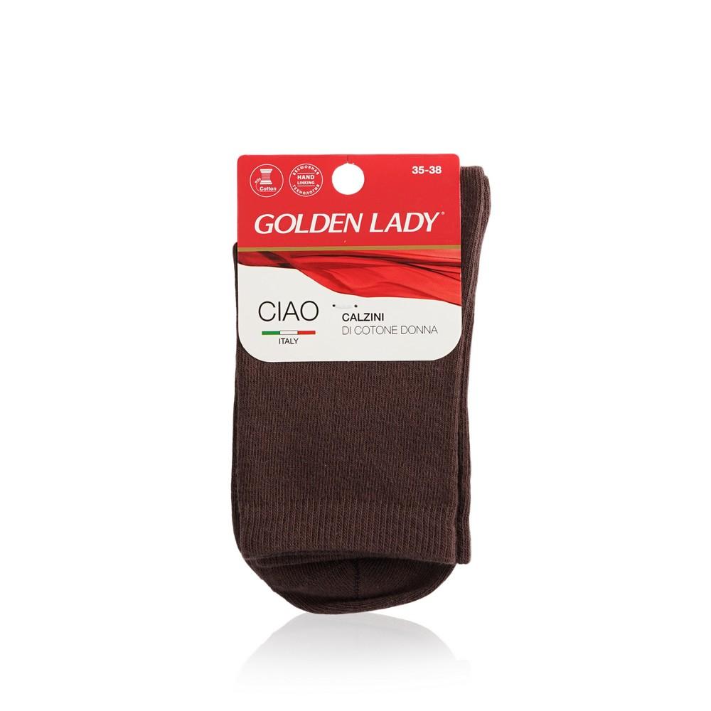 Женские трикотажные носки Golden Lady Ciao Moka р.35-38