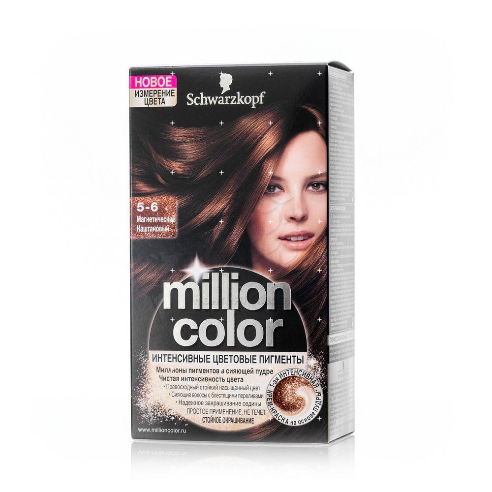 Шварцкопф краска для волос насыщенный шоколад фото