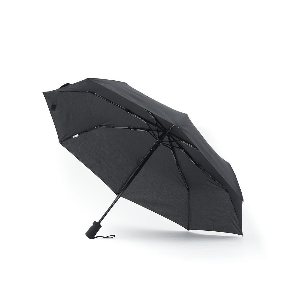 Мужской зонт Raindrops автоматический , 3 сложения , Черный , RD380P/1