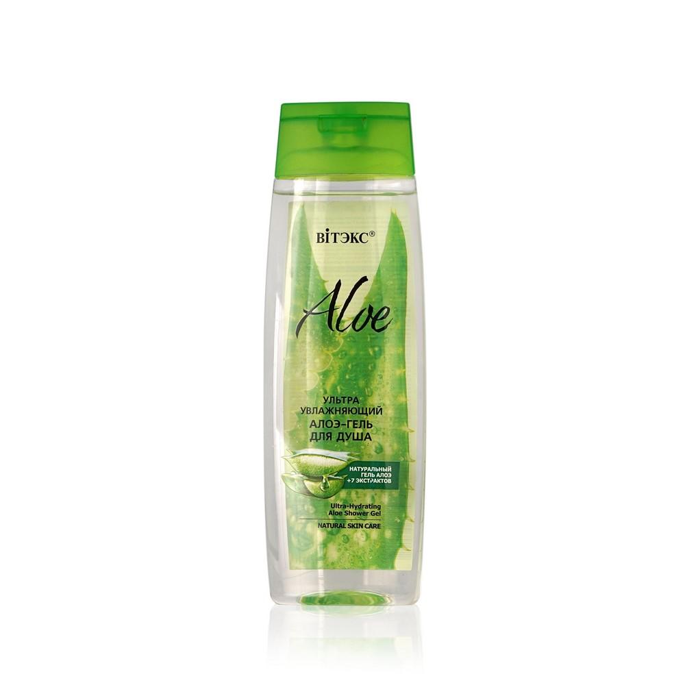 Алоэ - гель для душа Витэкс Aloe 97% ультра увлажняющий 400мл