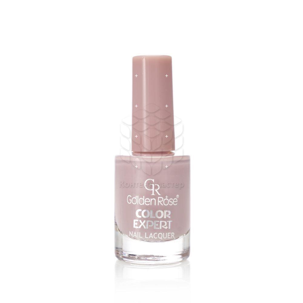 Лак для ногтей Golden Rose Color Expert 10 Бежевый 10,2мл лак для ногтей golden rose color expert 102 10 2мл