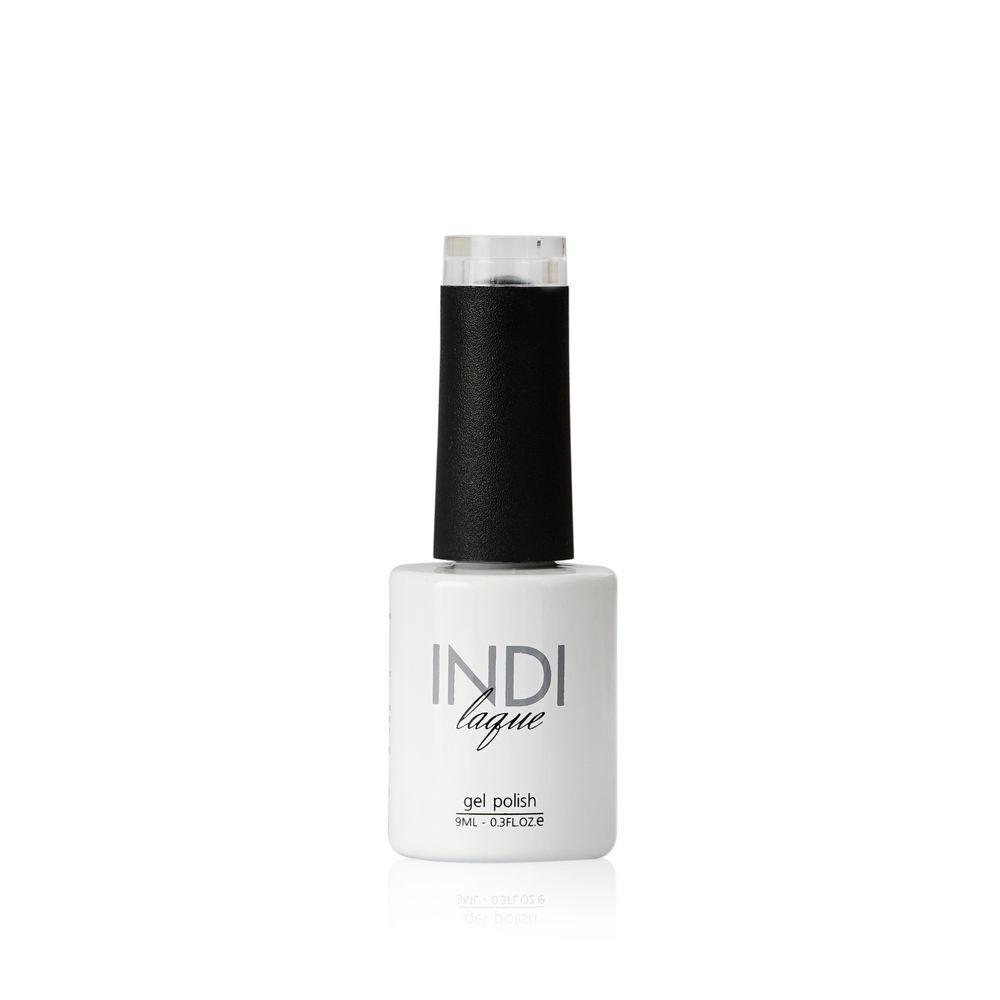 Гель-лак для ногтей RuNail INDI laque 3096 Черный 9мл гель лак для ногтей runail indi laque 3364 9мл