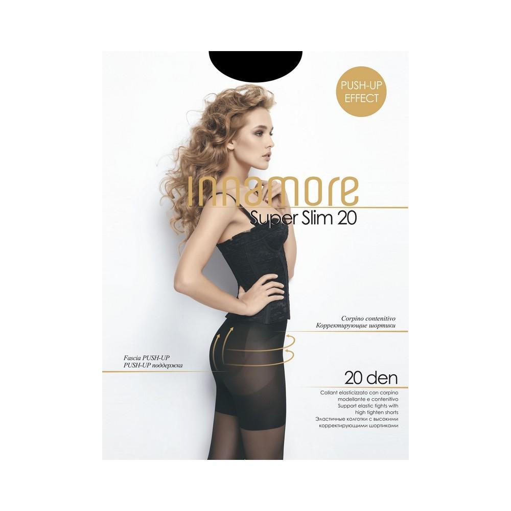 Женские колготки Innamore Super Slim 20den Nero 3 размер