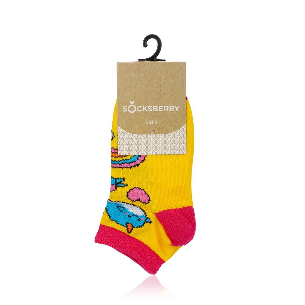Детские носки Socksberry KS-0011 укороченные