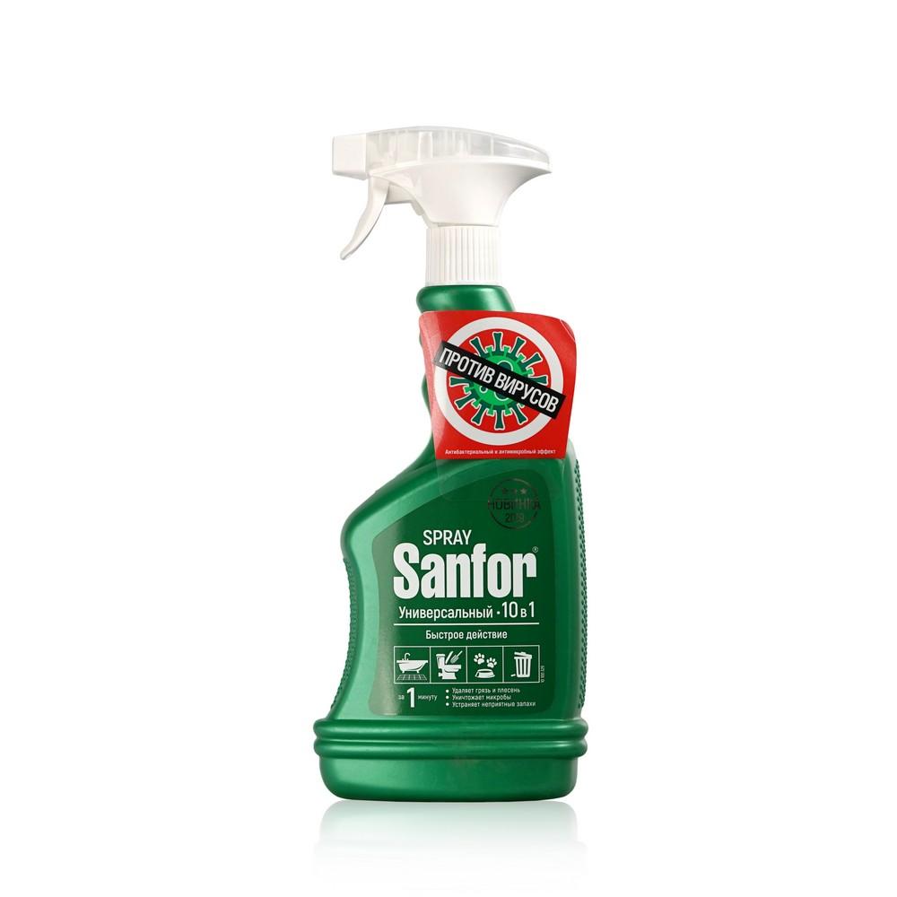Чистящее средство Sanfor универсальное 750мл
