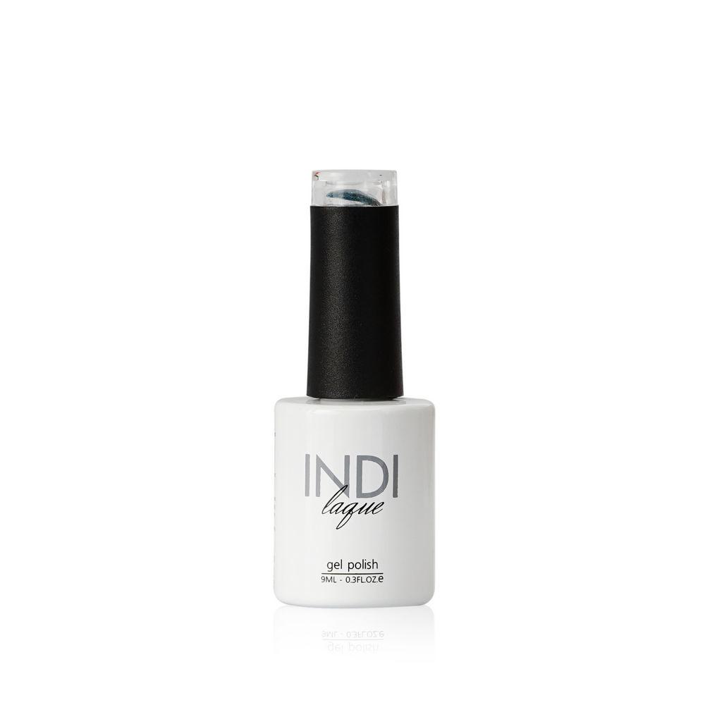 Гель-лак для ногтей RuNail INDI laque 3703 Темно-изумрудный 9мл