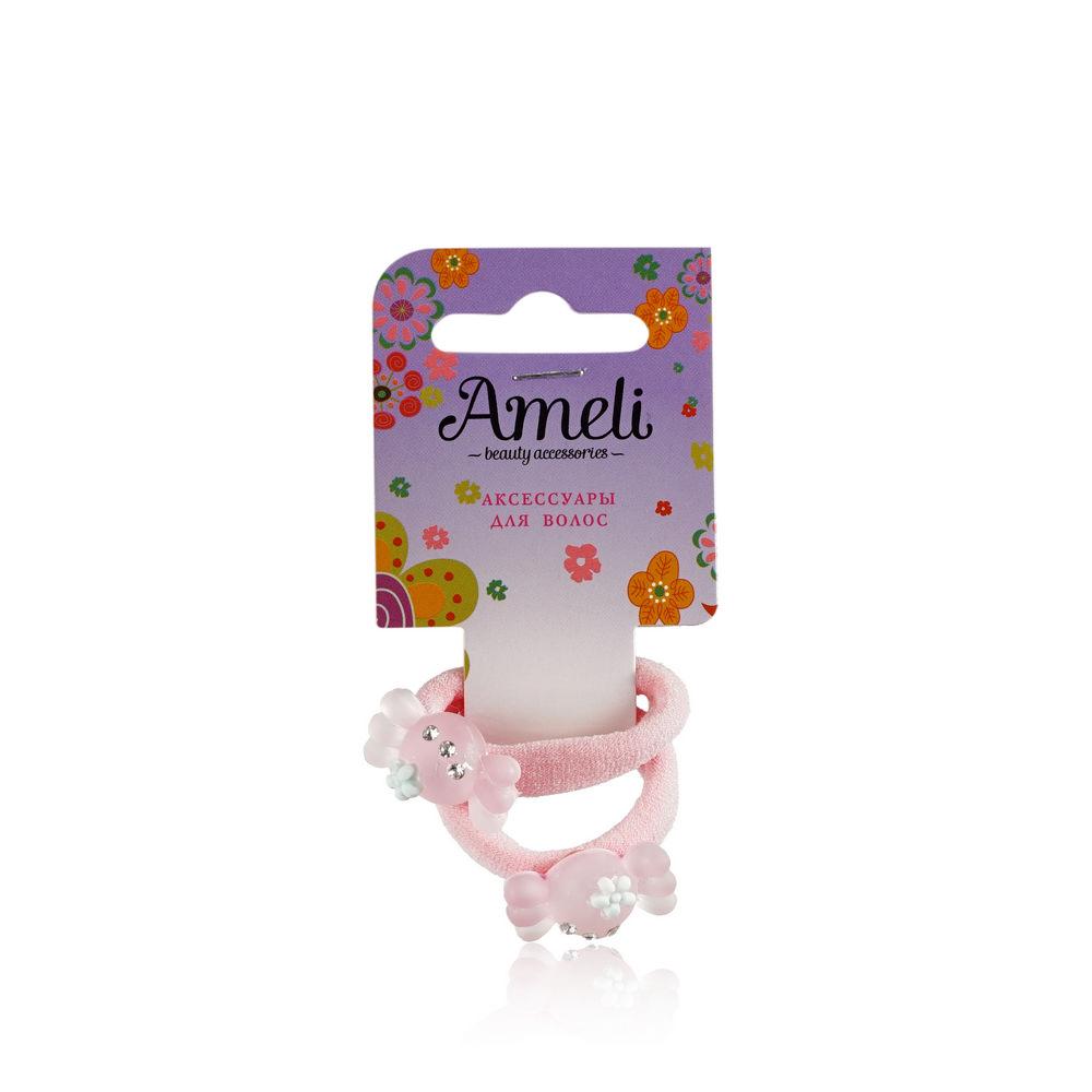 Набор резинок для волос Ameli