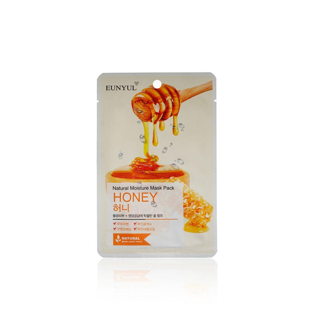 Тканевая маска EUNYUL для лица , с экстрактом мёда пилинг для лица eunyul eunyul eu002lwcrpa5