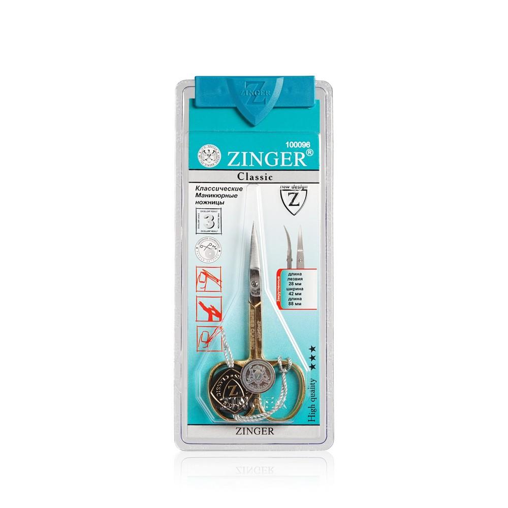 Маникюрные ножницы Zinger для ногтей B-113-HG маникюрные ножницы zinger beauty for you b ц131 s 22870 8