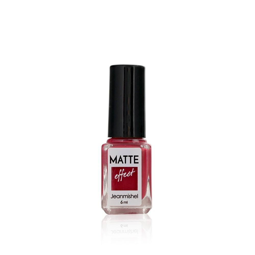 Лак для ногтей Jeanmishel Matte Effect 351 6мл