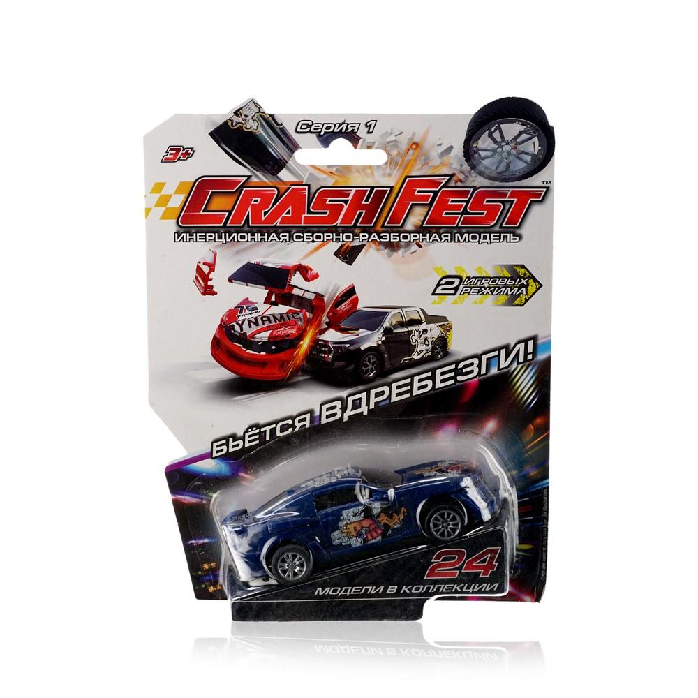 Машинка 1 Toy CrashFest