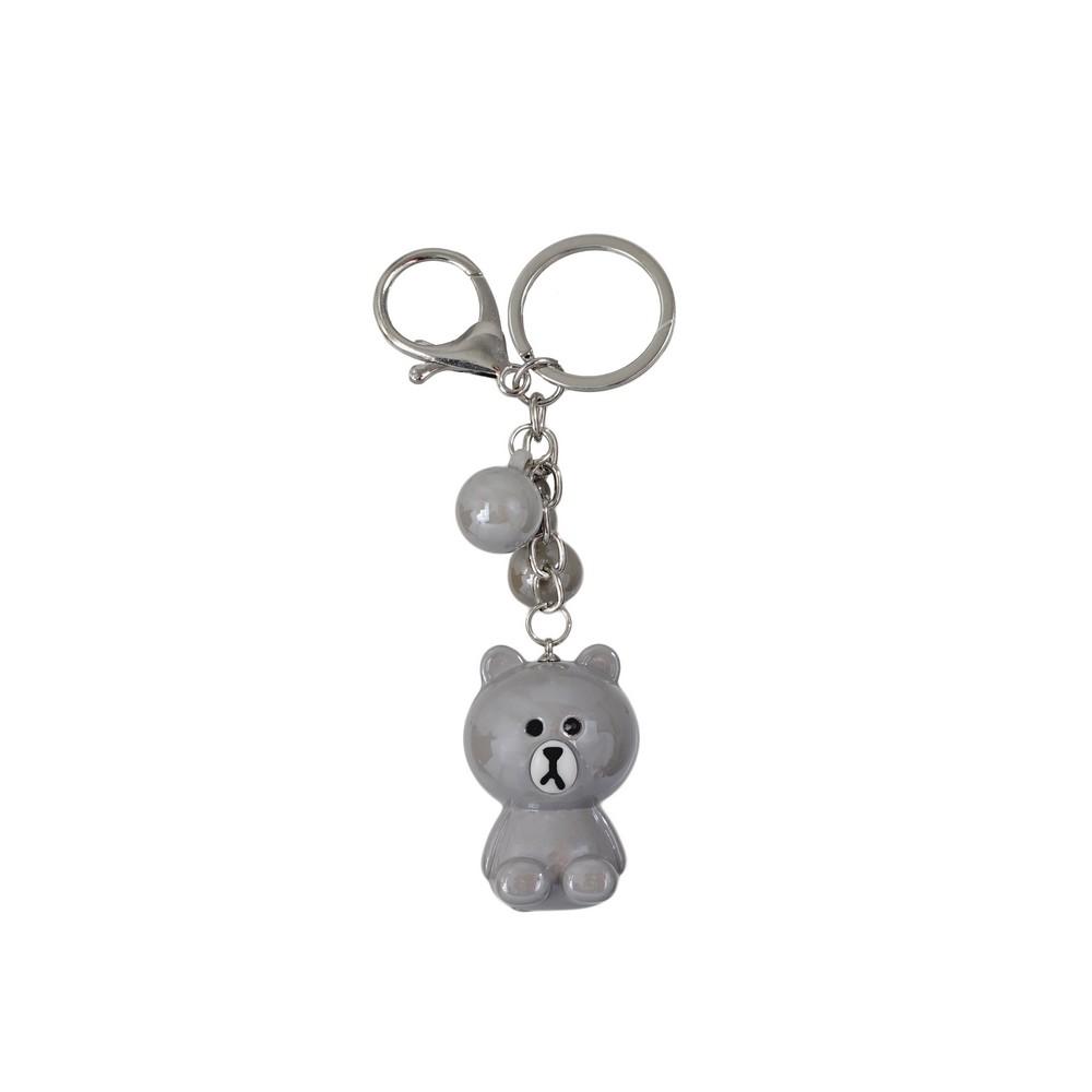 Брелок для сумки/ключей Ameli  Мишка  сувенир брелок мишка 12 3см