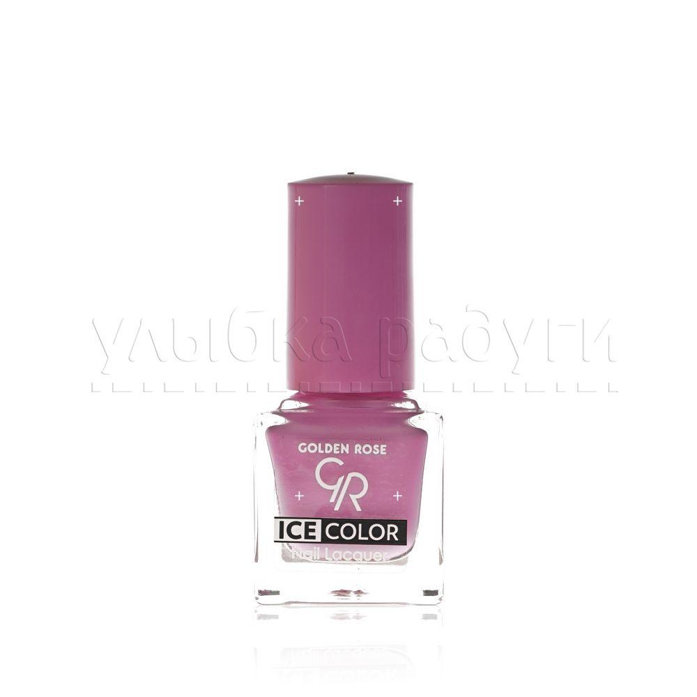 Лак для ногтей Golden Rose Ice Color 137 6мл лак для ногтей golden rose ice color 162 6мл