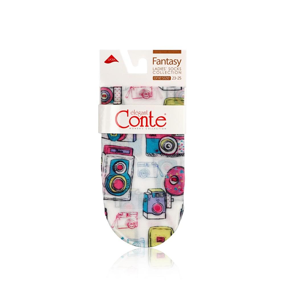 Фото - Женские носки Conte Elegant 18C-76 , рис. 205 , в ассортименте , р.23-25 носки conte elegant disney