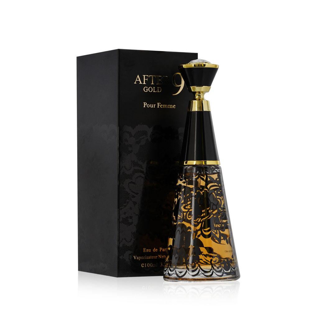 Женская парфюмерная вода Emper After 9 Gold Woman 100мл