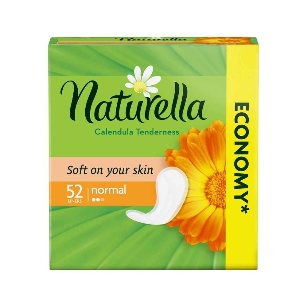 Ежедневные прокладки Naturella  Calendula Tenderness с ароматом календулы Normal Trio 52шт