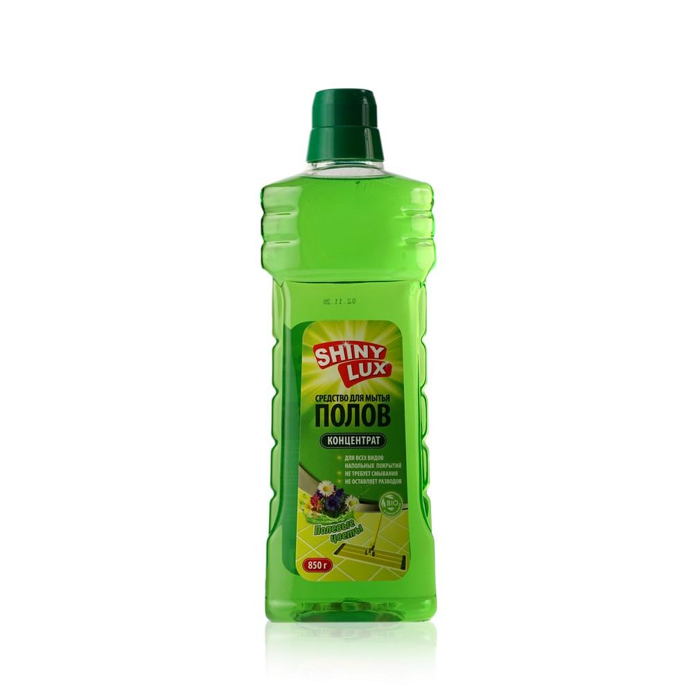 Фото - Средство для мытья полов Shiny Lux  Полевые цветы  850мл shiny