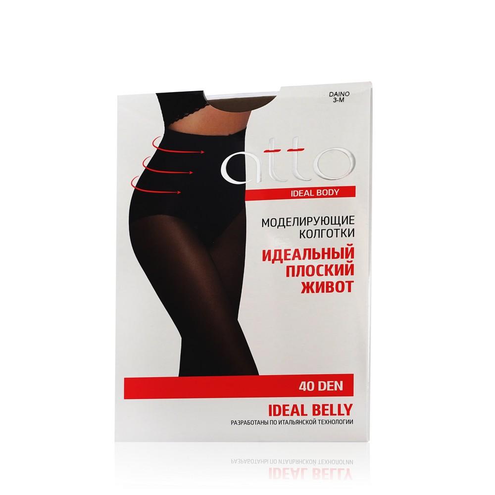 Женские колготки Atto Ideal Body Belly 40den Daino 3 размер
