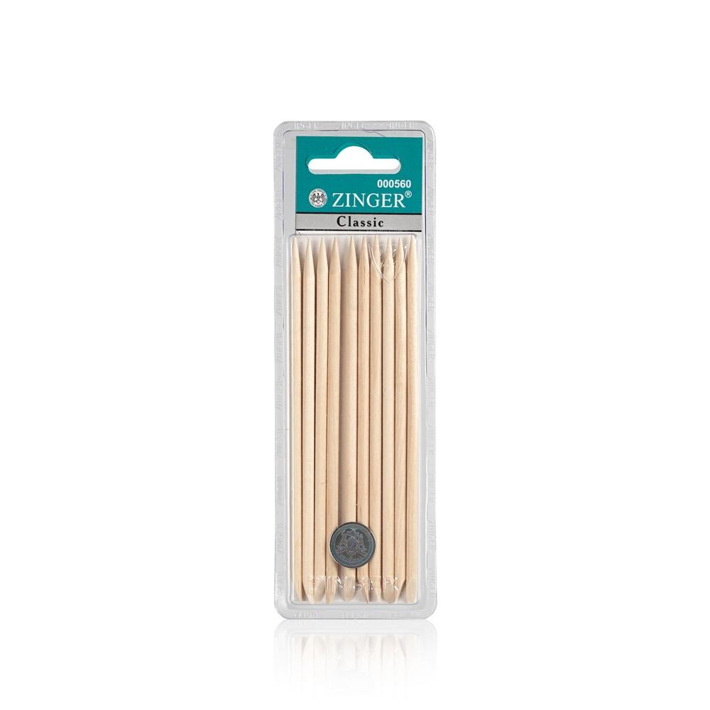 Палочки для кутикулы Zinger IG12SL-10 GL деревянные , 12см