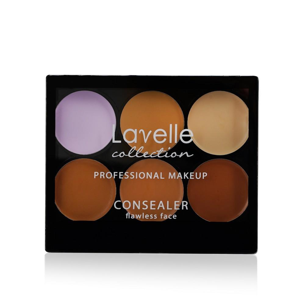 Набор консилеров для лица Lavelle 02 lavelle универсальный карандаш