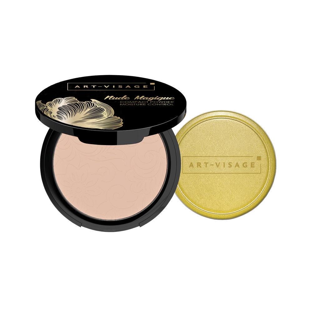Пудра для лица Art-Visage Nude Magique сухой и нормальной кожи 112 Фарфоровый 7г