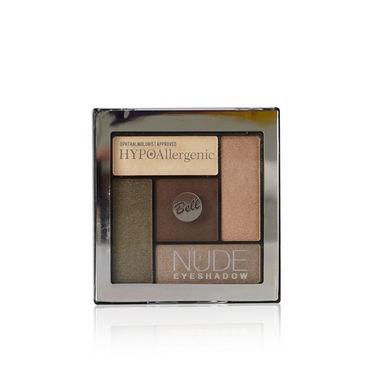 Bell HYPOAllergenic Nude Eyeshadow Palette Professional
