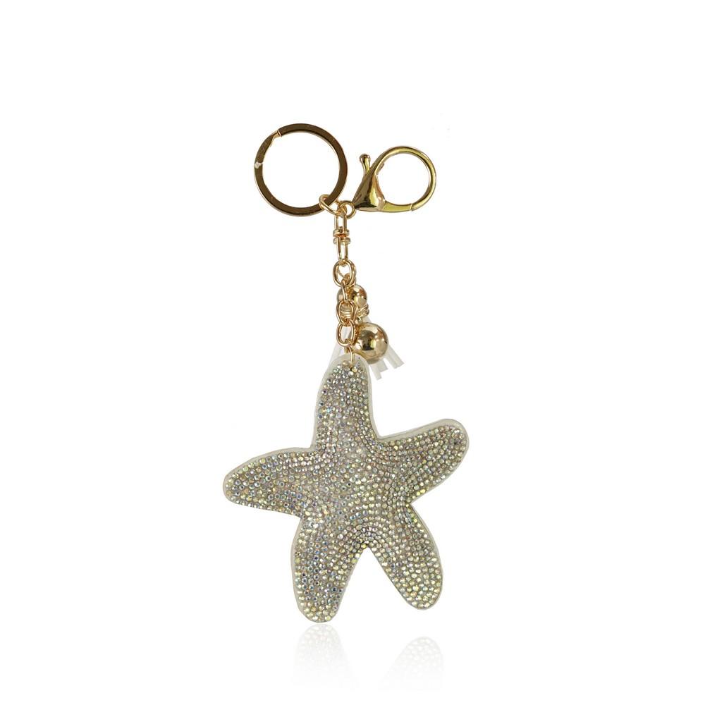 Фото - Брелок Ameli для сумки/ключей  Морская звезда  сумки