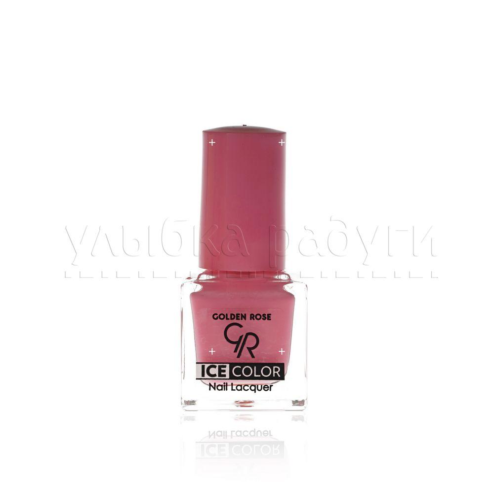 Лак для ногтей Golden Rose Ice Color 113 6мл лак для ногтей golden rose ice color 162 6мл