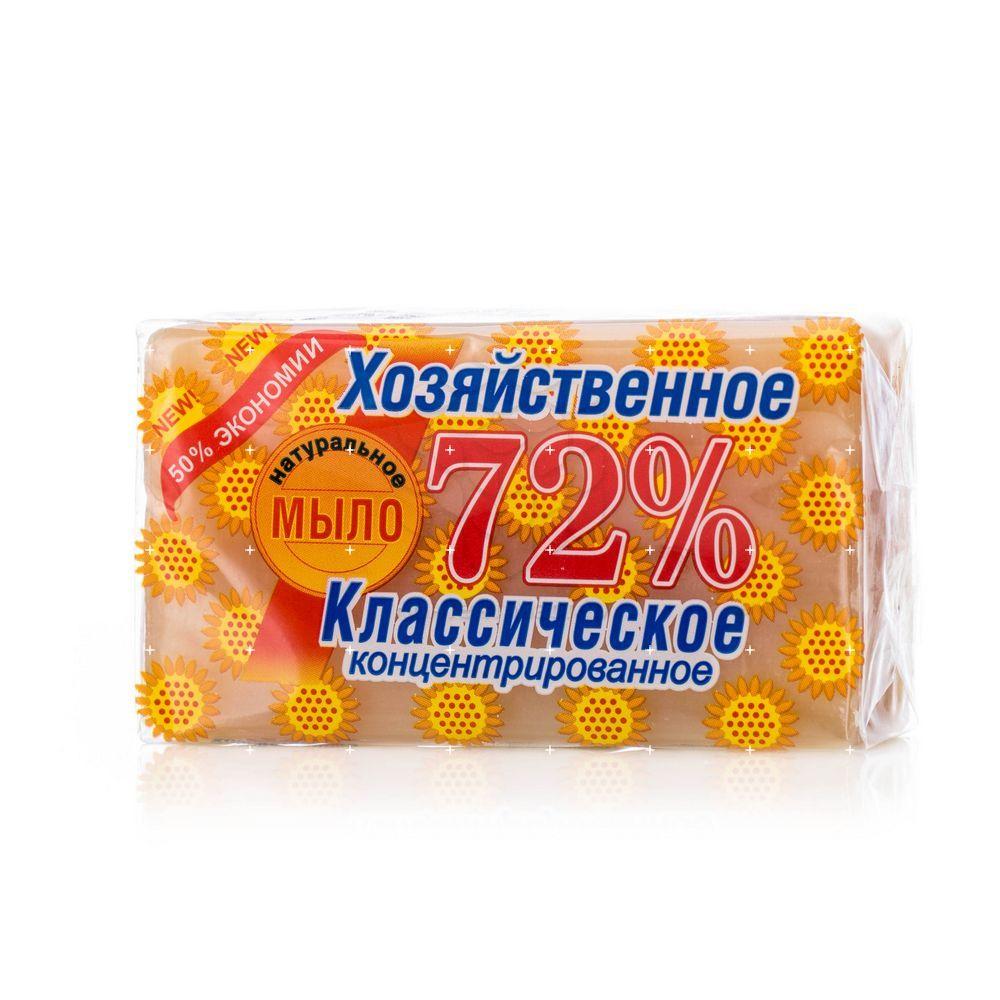 Мыло Аист хозяйственное твердое 72% классическое 150г недорого