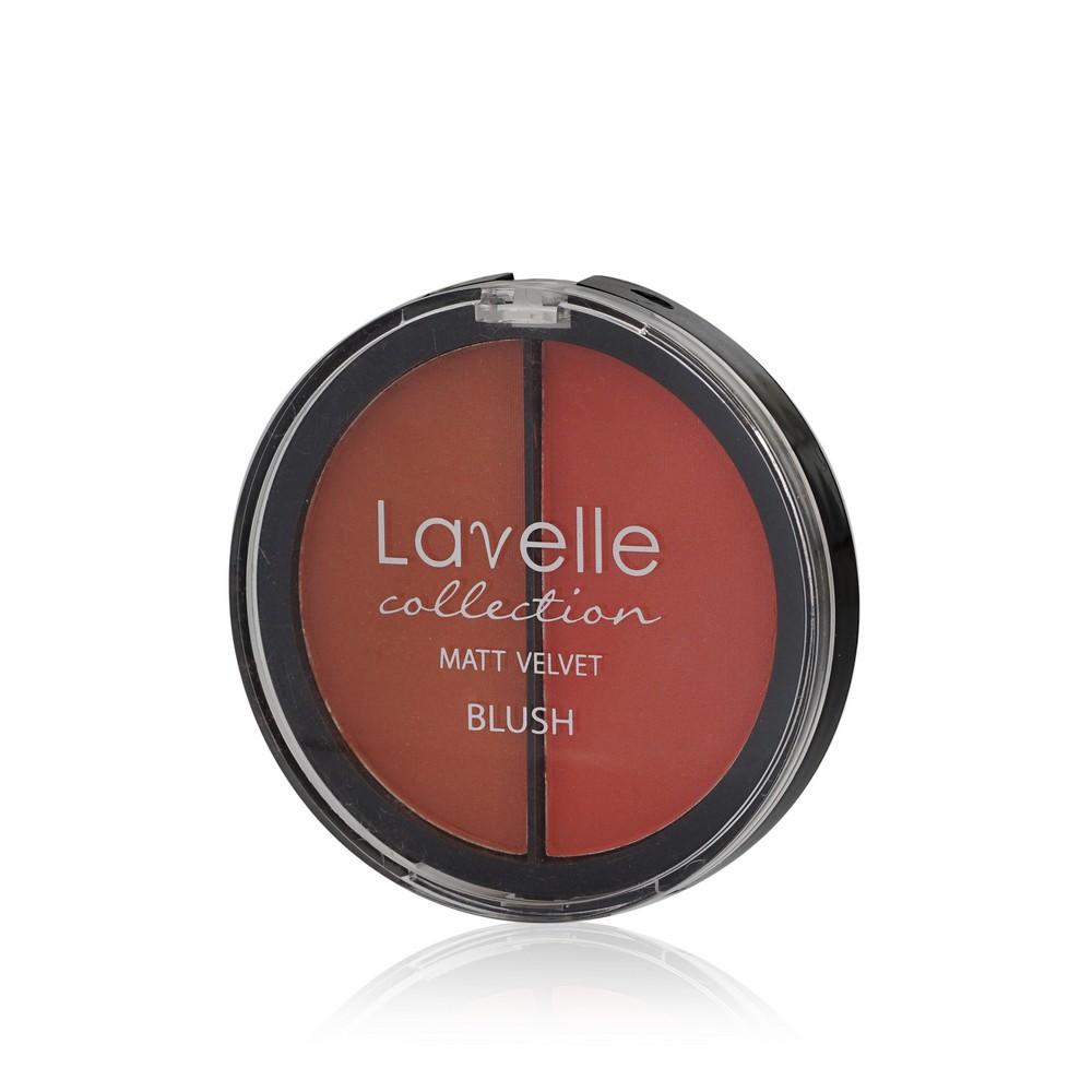 Румяна для лица Lavelle 2-цветные 03 Персик
