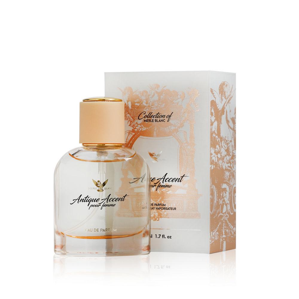 Женская парфюмерная вода Ponti Parfum Merle Blanc  Antique Accent  50мл ponti