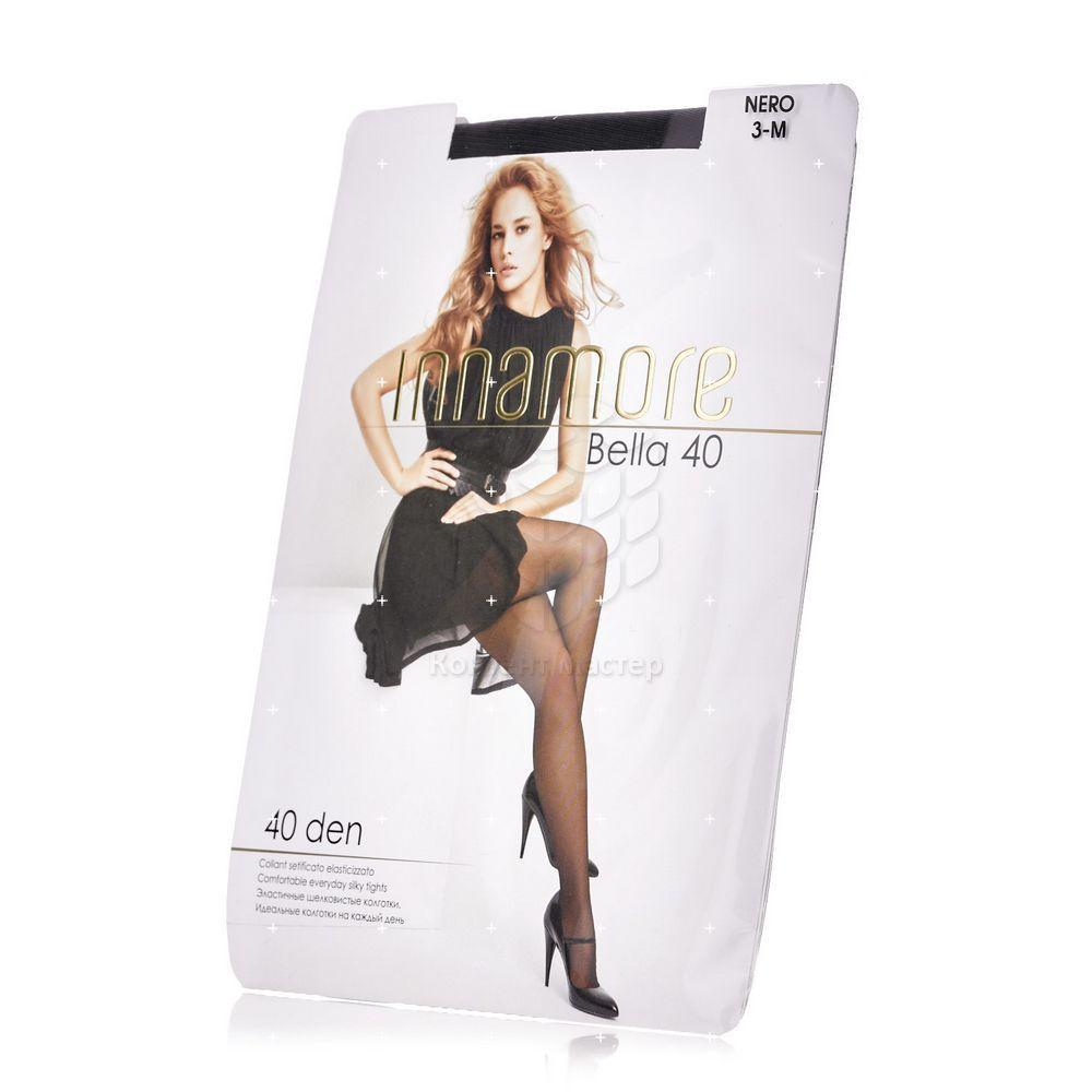 Женские колготки Innamore Bella 40den Nero 3 размер