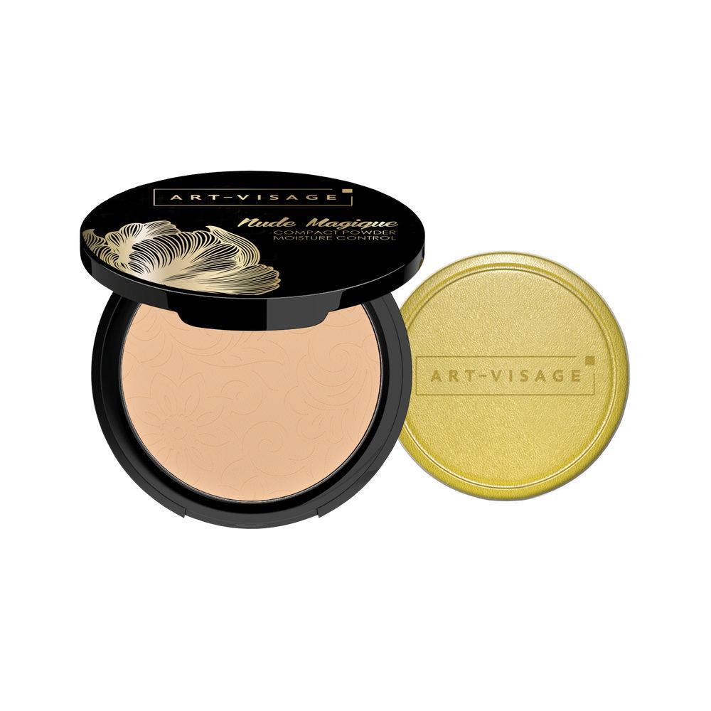Пудра для лица Art-Visage Nude Magique сухой и нормальной кожи 114 Кремовый 7г