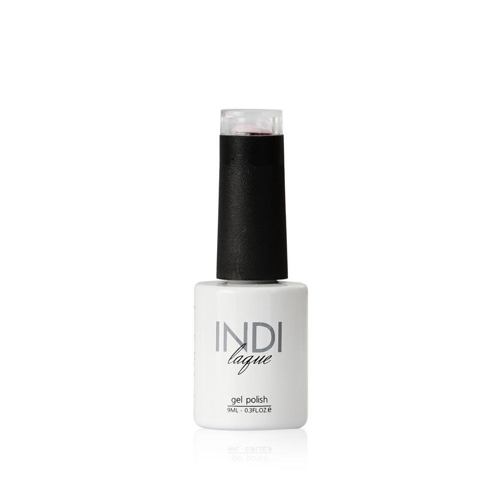 Гель-лак для ногтей RuNail INDI laque 3516 Бело-розовый 9мл