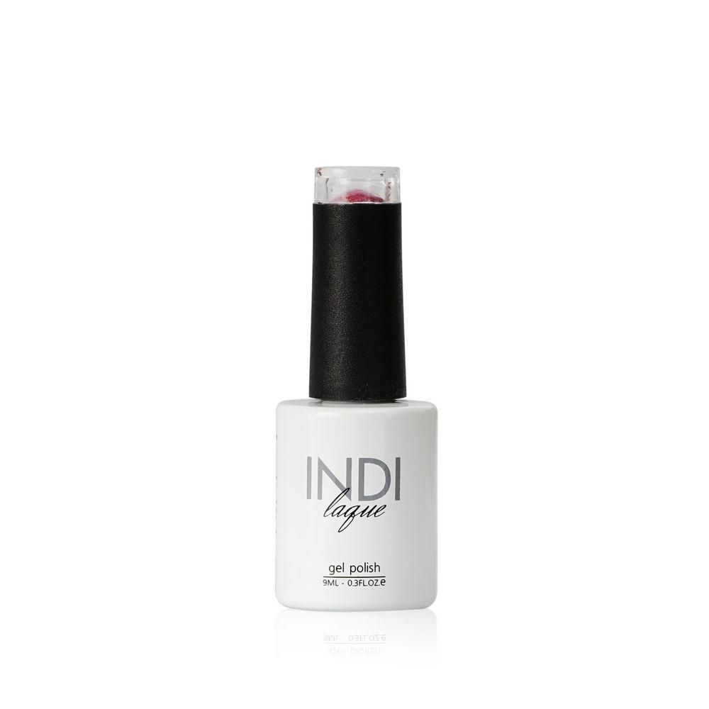 Гель-лак для ногтей RuNail INDI laque 3568 Малиново-розовый 9мл