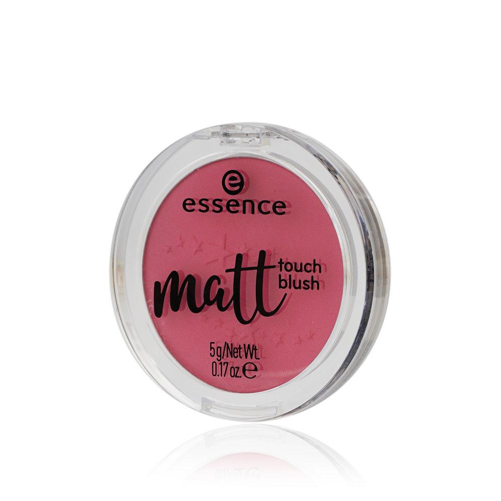 Румяна для лица Essence Matt Touch Blush 50 pink me up! 5г