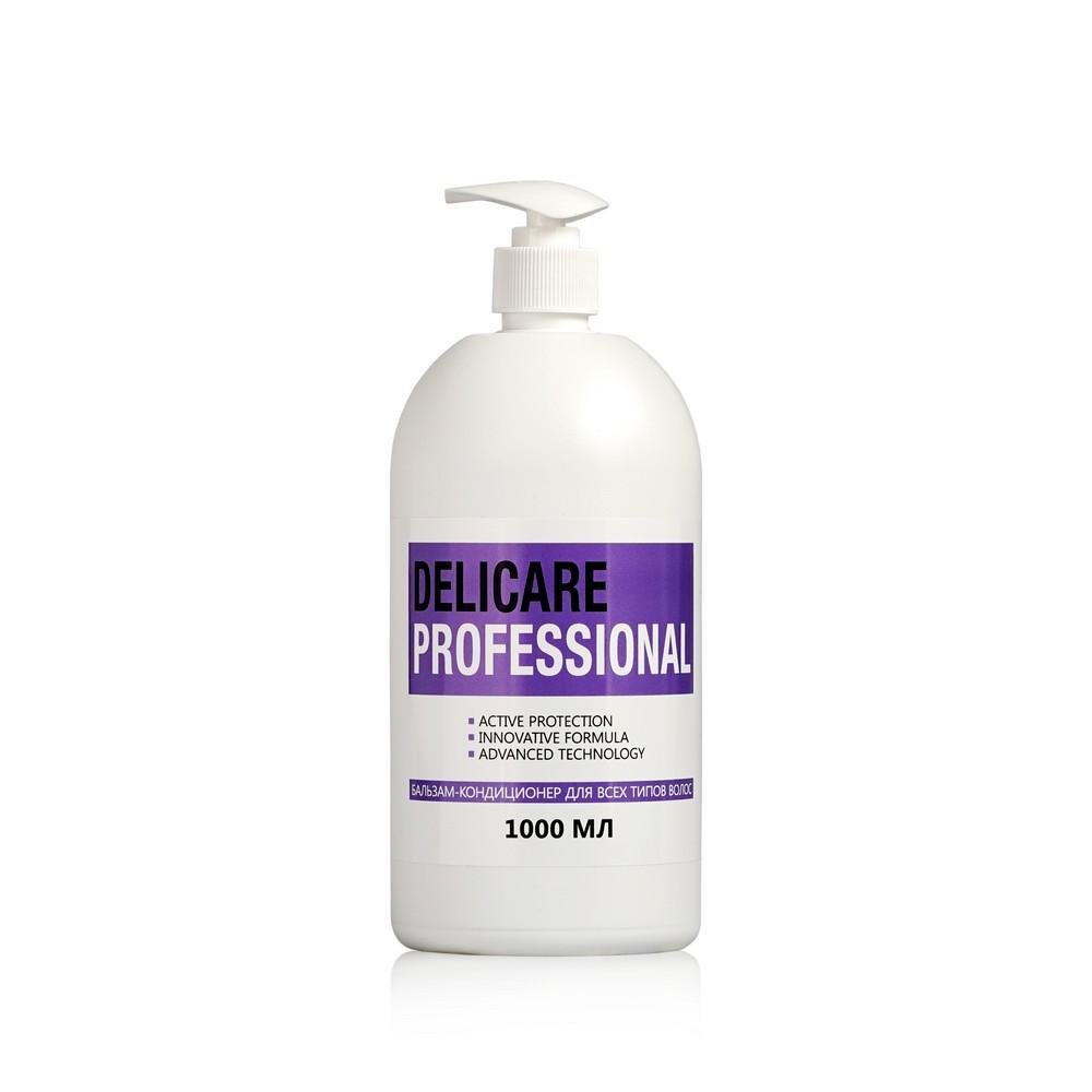 Бальзам - кондиционер Delicare Professional для всех типов волос 1л