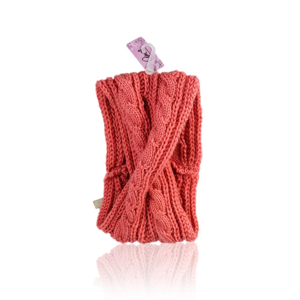 Повязка для волос Ameli вязанная повязка lak miss